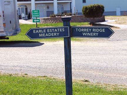 Earle Estates Meadery - Torrey Ridge Winery