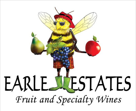 Earl Estates Fruit and Specialty Wines  image and link
