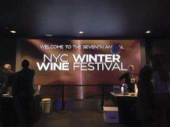 NYC Winter Wine Festival